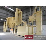 Vertical powder grinding mill