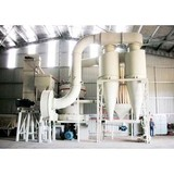 Bentonite clay powder pulverizer mill