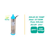 best price portable solar water pump for irrigation/garden/home using