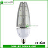 E27 E40 30W LED corn lamp