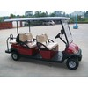 5-6 seats electric fuel type golf cart