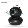 Wanscam(Model JW0005) - CMOS Pan Tilt Unit Wifi Indoor Security IP Wireless Mini Wifi Camera Support 32G SD card