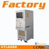 Enclosure type fiber laser marker machine