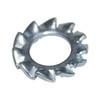 serrated lock washers external gear type A DIN6798A