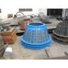 cylindrical baskets / conical baskets / screen basket