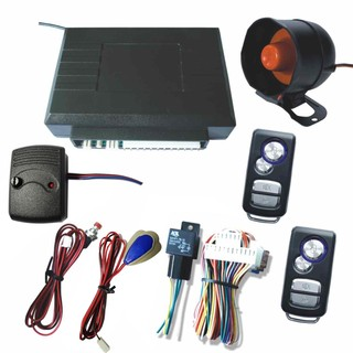 Middle East Africa Model One Way Car Alarm System