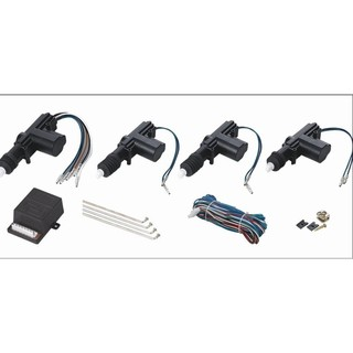 Universal 1X3 Car Central Locking System