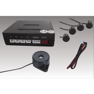 Car Buzzer Parking Sensor System