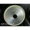 Vitrified bond diamond centerless grinding wheel for precision grinding of PDC