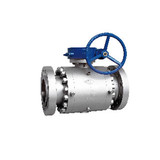 Forged Steel Ball Valve  API Forged Steel Trunnion Type Ball Valve