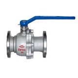 Cast Steel and Stainless Steel Ball Valve  Q41F H-16C/25/40/64 Ball Valve