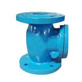 BS5153 Cast Iron Swing Check Valve    Cast Iron Check Valve Supplier