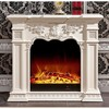 Stone Marble Fireplace for Indoor Decoration