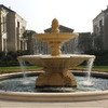 Hand Carved Stone Fountain, Outdoor Garden Water Fountain