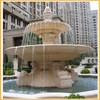 Outdoor decorative stone water fountain for garden