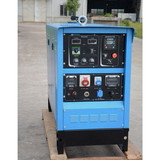 Diesel Welding Generator Set with Water Cooling Radiator