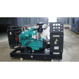 150kVA/120kW Diesel Generator Unit Powered by Cummins Diesel Engine