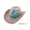 100% wool felt mens cowboy hats