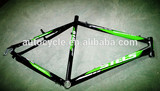 New!!! Bicycle Parts: Aluminum Bicycle Frame, Bike Frame