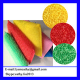 Kitchen cleaning sponge scourer