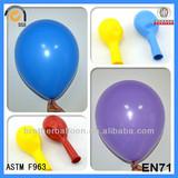 Plain Balloon Latex Balloon Manufacturer