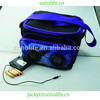 bestseller promotional 6 can picnic insulated cooler lunch bag with speaker