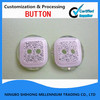 High And Fashion Glitter Buttons