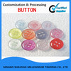 Different Types Of Round Glitter Buttons