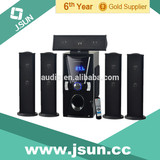 DM-6519 Promotional 5.1 fm radio 5.1 home theater system with usb sd