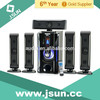 2014 HOT! Active 5.1 ch home theater speaker system with usb sd fm