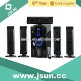 5.1 fm radio 5.1 home theater system with usb sd