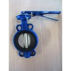 Butterfly Valve, Wafer type, Lever or worm gear, without taper pin