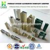 Aluminum profile for window, aluminum hollow profile to Nigeria market