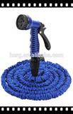 25FT Blue UK 2 Layers Latex x water garden hose