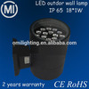 LED Wall lamp 18w LED Outdoor Wall lights