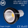 Hot Sale COB LED3w GU10MR16E27Spotlight Good Price