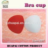 Attractive design sponge product soft molding bra cup