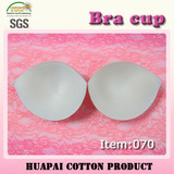 Practical and beautiful 36 yard skin color oval bra cup #070
