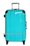 2013 new models luggage trolley,luggage with tsa locks