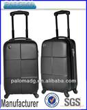 2013 men hard shell lightweight luggage trolley