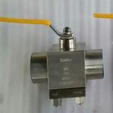 Inverted Pressure Balanced Lubricated Plug Valves