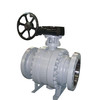 3 Pieces Trunnion Mounted Ball Valves