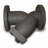 Y-Strainers with Stainless Steel Mesh Screen