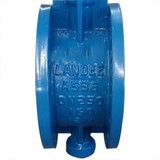 Ductile Iron ASTM A536 Butterfly Valves