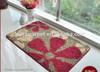 bedroom floor mat with anti-slip base room mat