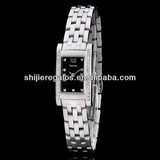 New product fashion Bracelet watch for girls stainless steel watch