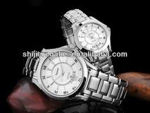 Fashion Casual Men's/Women's Stainless Steel Quartz Analog Wrist Watch