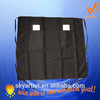 hotel and restaurant black cotton half waist aprons