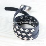 beautiful leather bracelet wholesale