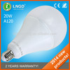 super brightness e27 led light bulbs,20w led big bulb light
